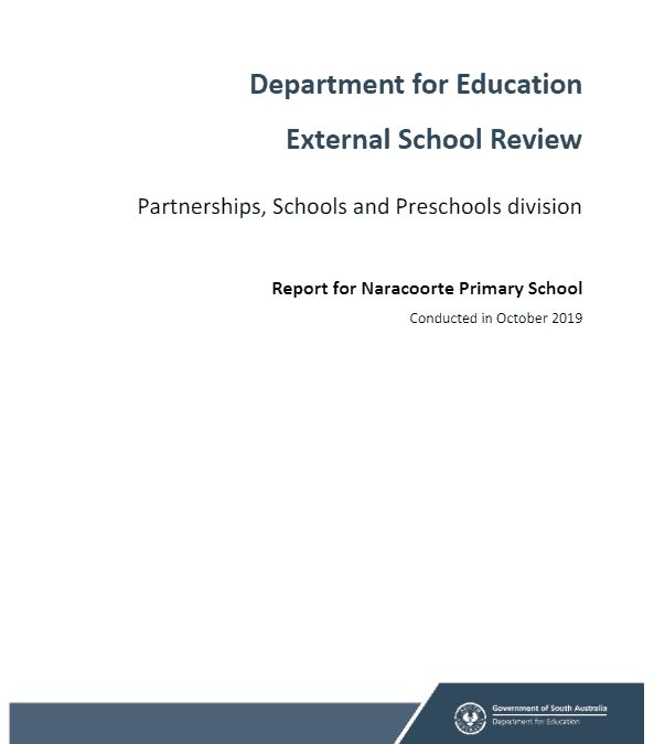 External School Review 2019