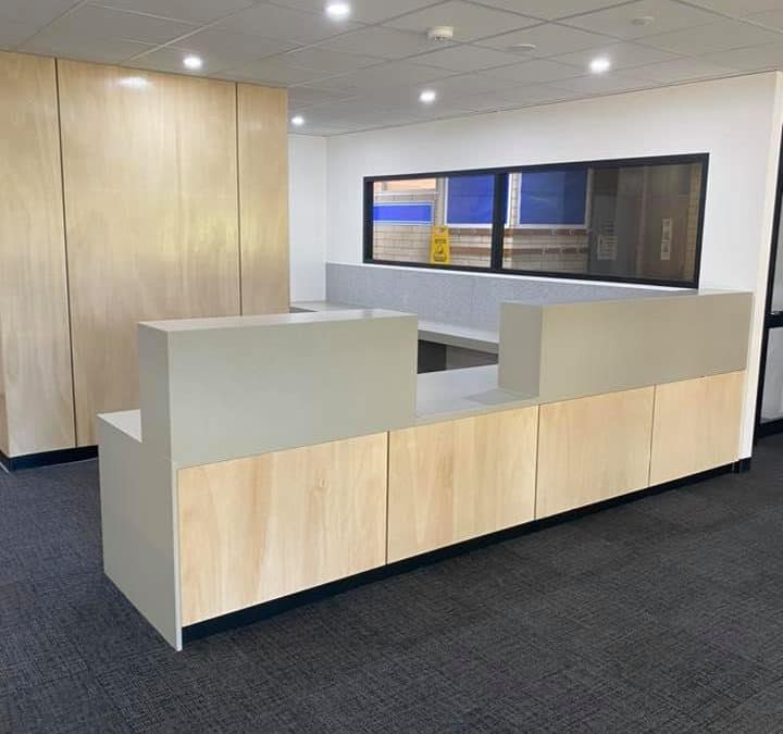 New Front Office